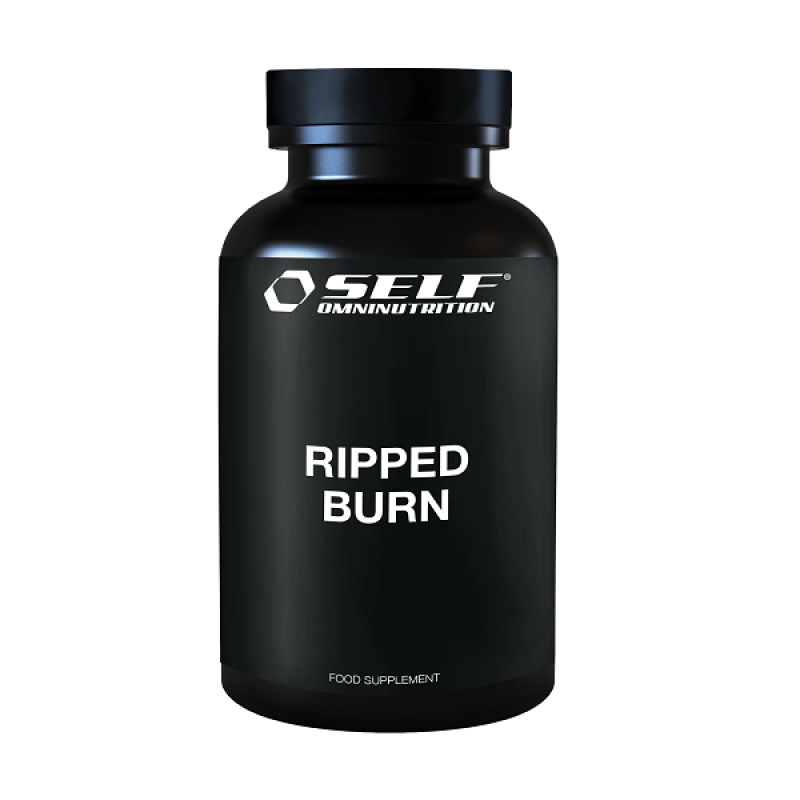 SELF OMNINUTRITION RIPPED BURN 120CPS