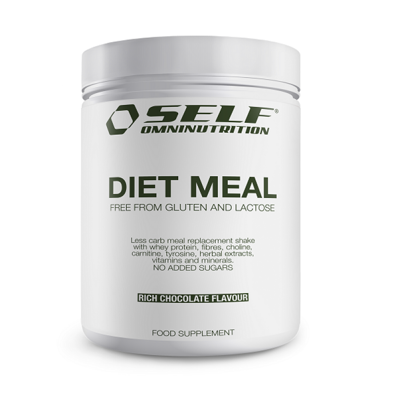 SELF OMNINUTRITION DIET MEAL 500G CHOCOLATE