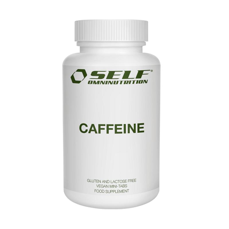 SELF OMNINUTRITION CAFFEINE 100 tab