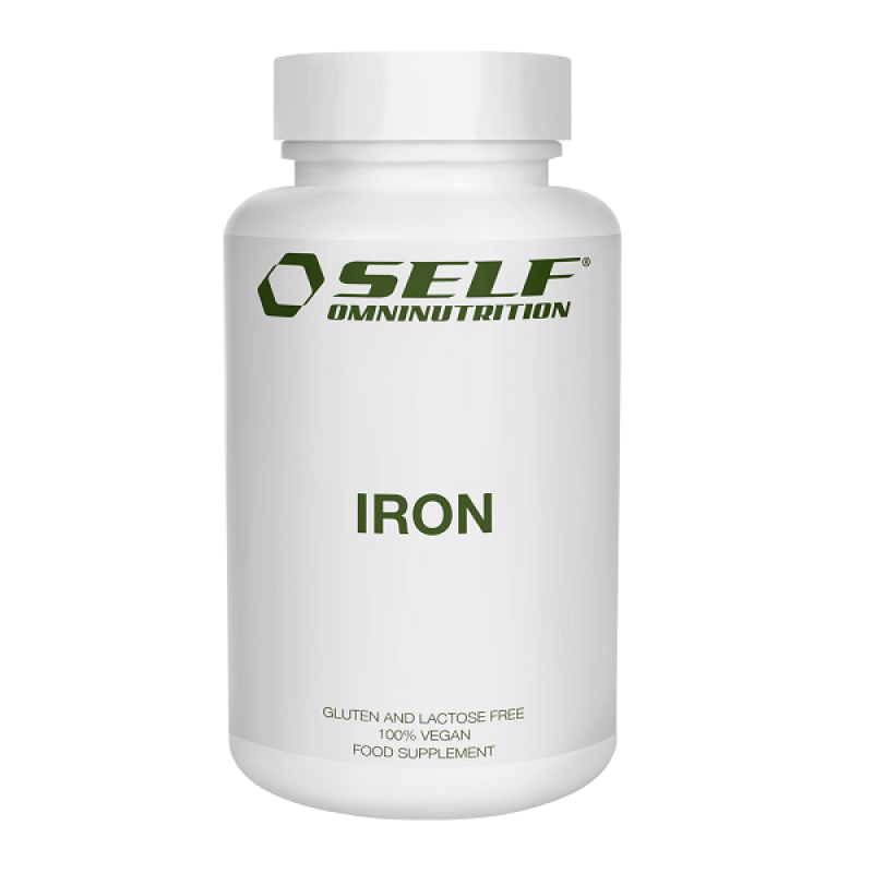 SELF OMNINUTRITION IRON 60CPS