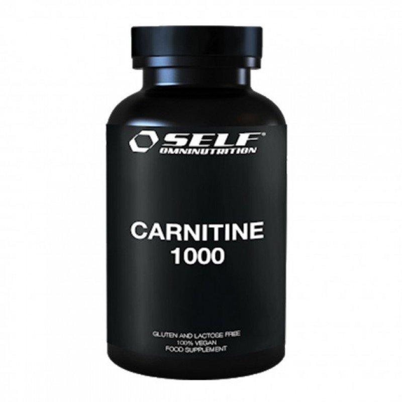 SELF OMNINUTRITION L-CARNITINE 1000MG 100VTABL
