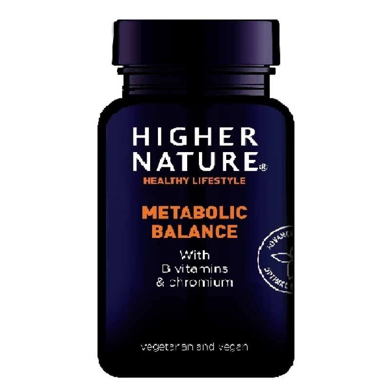 HIGHER NATURE METABOLIC BALANCE 90 CAPS